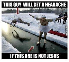 Not Jesus