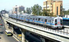 Chennai Metro Rail - Koyambedu Depot