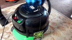 Numatic Henry vacuum cleaner with AutoSave