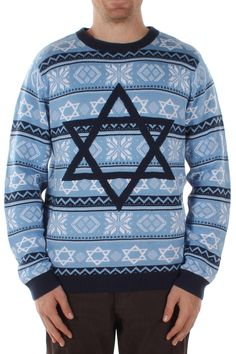Men's The Night Before™ Hanukkah Sweater