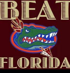 Enough said...Go NOLES!!!