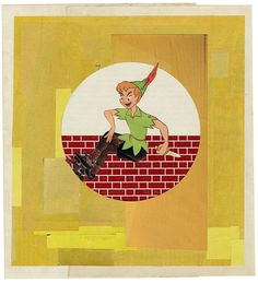 Nil Ultra Peter pan skater #peterpan #skate #retro #kitsch #vintage #collage