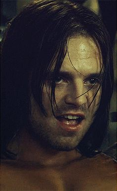 """reserve: """" sebadasstian-stan: """" is the winter soldier a villain? ❑ no ❑ nope ❑ absolutely not """" do I have a bad person boner bc this gif? ❑ yes ❑ absolutely ❑ hell yeah yeah fucking yeah """""""