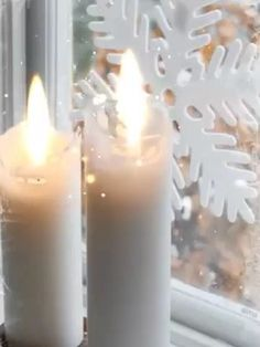 Christmas Music, Christmas And New Year, Merry Christmas, Beautiful Christmas Scenes, Video Background, Winter Beauty, Winter Time, Winter Collection, Pillar Candles