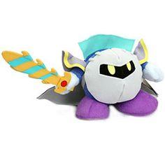 "Kirby Metaknight Plush (6"")"