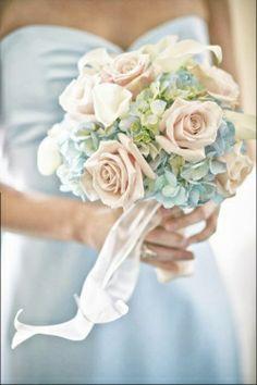 mariage hortensia