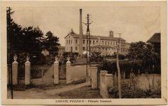 Lonate Pozzolo - Filanda - Anni '30