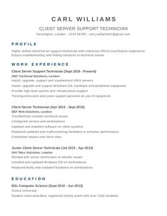 and templates 4 resume examples pinterest sample resume