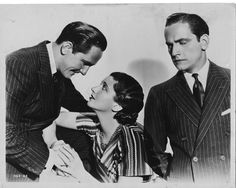 KAY Francis Fredric March Twice Linen Backed Original 1932   eBay