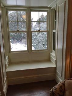 Window Seats via DaniBP Mop Philosopher: Window Seat Addition