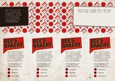 bees biz card