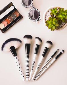 DIY pinceis de maquiagem personalizados // O MUNDO DE JESS