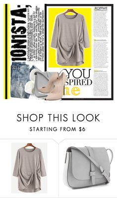 """""""Untitled #105"""" by qalliulasey ❤ liked on Polyvore featuring J.Crew, Gap and Casadei"""