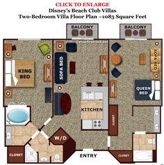 27 best disney hotel room layouts images disney hotels disney rh pinterest com