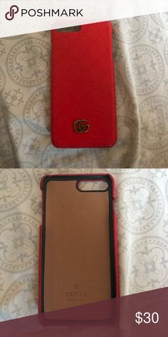 5d82d75c454 iPhone 8 Plus case GUCCI Bought off depop. Gucci Accessories Phone Cases  Iphone 8 Plus