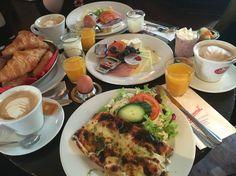 Super leckeres Frühstück im Herzen von Mannheim  Preis Leistung war toop