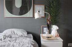 Unisieppari makuuhuoneessa ja lomareissu