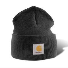 Carhartt A18 Acrylic Beanie Hat- 17 Colours - Best Seller