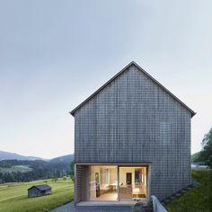 Kühnlein Architektur: Wohnhaus Aus Holz | Architektur // Fassade ... Glas Fassade Spiegelfassade Baumhaus