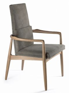 The Hannah Arm Dining Chair Studio Van den Akker