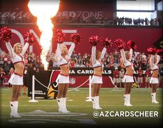 Get fired up for game day! #AZCardinals #AZCC