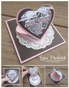 More than Chocolate new stamp set from Stampin' Up! Valentine's Day, treats valentine masculine cards truffles fudge cupcakes rubber stamps