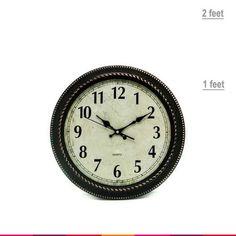 Antique Elegant Wall Clock 1