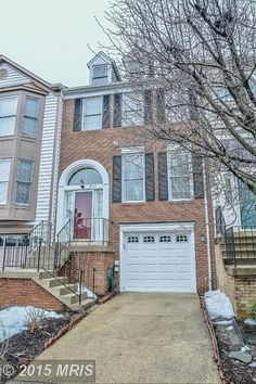 7007 BENTLEY MILL PL, Alexandria, VA 22315 (MLS # FX8567902) - Herbert Riggs Realtor - *Stunning 4 Lvl Townhome backing to trees*Dramatic foyer,gleaming hardwoods on main level,huge Eat-in kitchen,2 story Fam Rm w/ oversized Palladium windows walk-out to Deck,Master Suite w/ remod. luxury bath,vaulted ceilings,huge walk-in closet,Fully Fin walk-out lwr lvl w/ gas FP,HB & patio,2 storage closets in garage,newer carpet,HVAC,roof & more! wonderful neighborhood amenities! - Call Herbert Riggs…