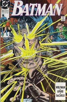 Batman issue #443