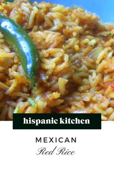 Mexican Red Rice Recipe with Vegetables (Arroz Rojo) Rice Recipes, Vegetable Recipes, Great Recipes, Healthy Recipes, Mexican Dessert Recipes, Mexican Dishes, Appetizer Salads, Appetizer Recipes, Frito Corn Salad