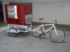 food cart  | SOLD: Food Cart Bicycle for sale | Catering Equipment 4 All ...