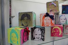 Interesting take on printmaking - YouCube.  Might be a cool idea for Communication Art