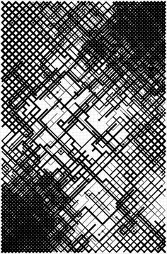 I like the texture of this illustration Surface Pattern, Pattern Art, Abstract Pattern, Pattern Design, Geometry Pattern, Graphic Patterns, Print Patterns, Graphic Design, Op Art