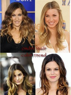 """my hair is naturally """"Ombre`d"""" but I'm thinking of fixing it a bit..."""