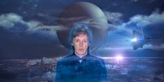 Exclusive: Paul McCartney Stars as a Hologram in His New Music Video Destiny Video Game, Future Videos, Sir Paul, Eyebrows On Fleek, Hope For The Future, Paul Mccartney, Hologram, News Songs, New Music