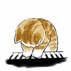 Cute Animal Drawings Kawaii, Kawaii Art, Cartoon Drawings, Snoopy Pictures, Weird Pictures, Disney Princess Art, Disney Art, Kitten Drawing, Easy Doodles Drawings