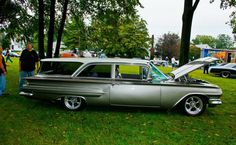 1960 Chevrolet Nomad Station Wagon Chevrolet Impala, Chevy, Welcome Wagon, Car Station, Ford Flex, Sweet Cars, Us Cars, New Trucks, American Muscle Cars