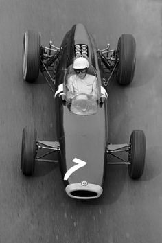 Richie Ginther, Monaco 1964, BRM P261