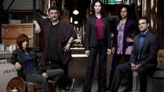Syfy Announces The Return Of 'Warehouse 13' And 'Alphas!!'