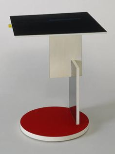 Side Table by Gerrit Rietveld