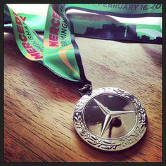 Races i want to run on pinterest half marathons for Mercedes benz half marathon