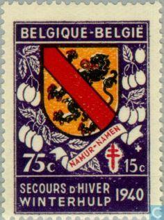 Belgium [BEL] - First Issue Winter Aid 1940