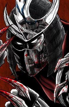 Ninja Turtles Art, Teenage Mutant Ninja Turtles, Shredder Tmnt, Cartoon Movies, Comic Books, Darth Vader, Comics, Artwork, Anime