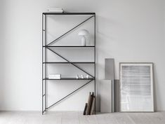 R.I.G. shelving system by MA/U Studio