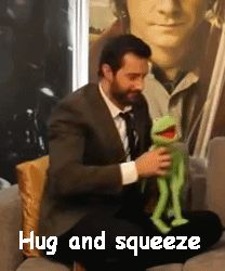 "(gif by Jassy) ~ ""Hug and squeeze"""