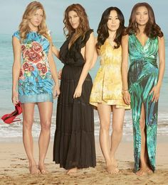 This summer on 'Mistresses,' it's all about the triple S's: surprises, sex, and shirtless scenes! (A lot of shirtless scenes.) When the ABC drama returns for its third season Thursday, it kicks off with all three, as the show picks up where it left off last year,with Joss (Jes Macallan) and Harry (Brett Tucker) giving into their long-simmer passion just as Savi (Alyssa Milano) was about to discover them.