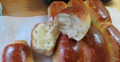 Bread Cake, Bread Rolls, Pretzel Bites, Baked Potato, Food And Drink, Favorite Recipes, Baking, Breakfast, Ethnic Recipes