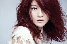 The most sexy and cool red hair color with unique hairstyles for ladies and girls that like stylish  hair colors and designs.