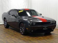 2013 Dodge Challenger, 4,518 miles, $28,975.