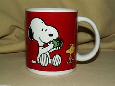 Perfect for hot chocolate while watching the box set of the Peanuts Halloween/Thanksgiving/Christmas specials! :)